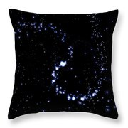 To The Other Galaxy Throw Pillow