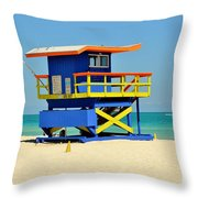 To The Rescue 1 Throw Pillow
