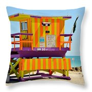 To The Rescue 3 Throw Pillow