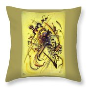 To The Unknown Voice Throw Pillow