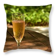 Toast 1 Throw Pillow