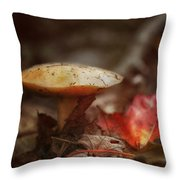 Toasty Glow Throw Pillow