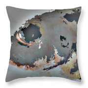 Toau Abstract Throw Pillow