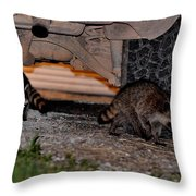 Todays Art 1100 Throw Pillow