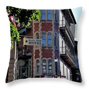 Todays Art 1256 Throw Pillow