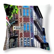 Todays Art 1257 Throw Pillow