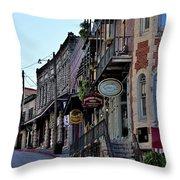 Todays Art 1259 Throw Pillow