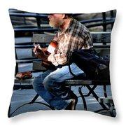 Todays Art 1261 Throw Pillow