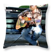Todays Art 1264 Throw Pillow