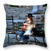 Todays Art 1265 Throw Pillow
