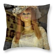 Todays Art 1302 Throw Pillow