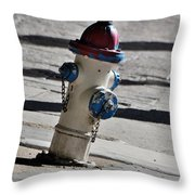 Todays Art 1307 Throw Pillow