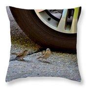 Todays Art 1319 Throw Pillow