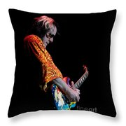 Todd Rundgren And The Fool Throw Pillow