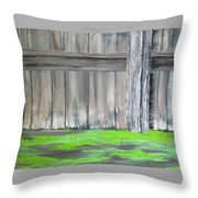 Toddler Vision Throw Pillow