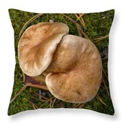 Together 1 Throw Pillow