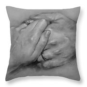 Together For Ever Throw Pillow