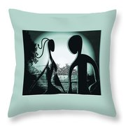 Together Forever 3 Throw Pillow