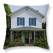 Toledo House Throw Pillow