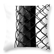 Tolerated Tight Throw Pillow