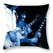 Tom And Barry Throw Pillow