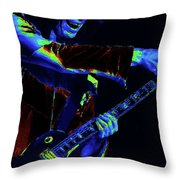 Boston Rock #2 Throw Pillow