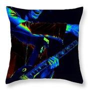 Boston Rock #1 Throw Pillow