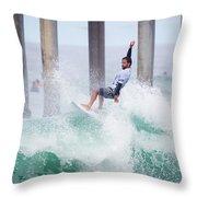 Tomas Heremes 4306 Throw Pillow