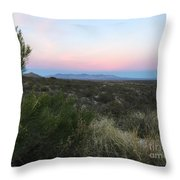 Tombstone Dawning Throw Pillow