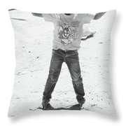 Tommo Throw Pillow