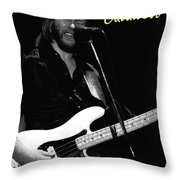 Tommy Caldwell In Spokane 2 Throw Pillow