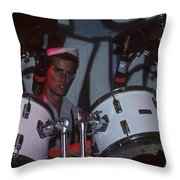 Tommy Pinto Throw Pillow