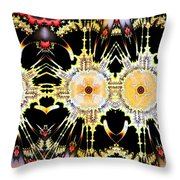 Tommyknockers Throw Pillow