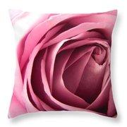 Toni's Rose  Throw Pillow