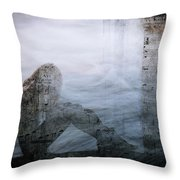 Tons Of The Loneliness V2 Throw Pillow