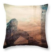 Tons Of The Loneliness V3 Throw Pillow