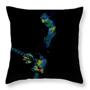 After Forever Cosmic Throw Pillow