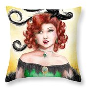 Tonya Throw Pillow