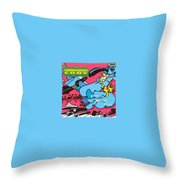 Too Much Fun Throw Pillow
