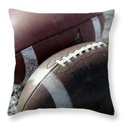 Too Old To Play Throw Pillow