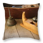 Tools Throw Pillow