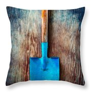 Tools On Wood 72 Throw Pillow