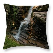 Top Of The Gorge Throw Pillow