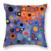 Top Quality Art - Flowers Throw Pillow