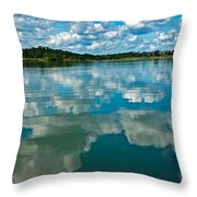 Top Ten Day Throw Pillow