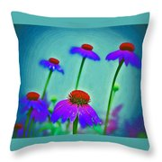Toppers Throw Pillow