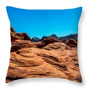 Topside Throw Pillow