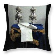 Torah Dressing Throw Pillow