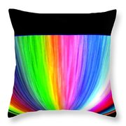 Torchiere Throw Pillow