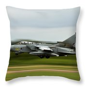 Tornado Gr4 Throw Pillow